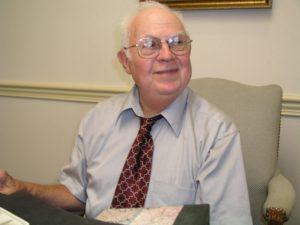 Donald Grey Triplett